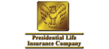 small presidential life logo
